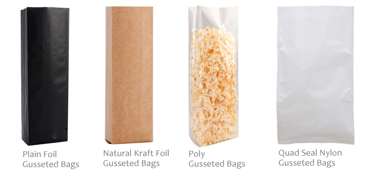 Gusseted Bag Series