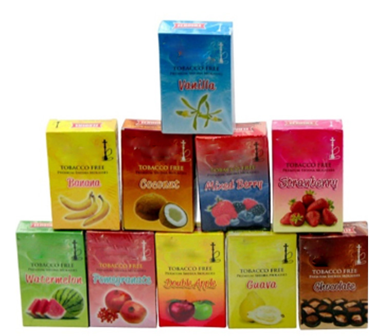 Packaging your shisha/hookah tobacco, add the value