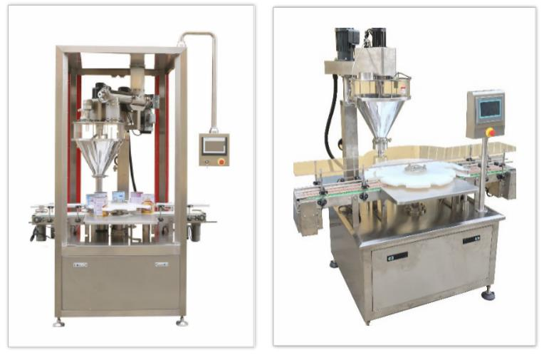 Rotary Type Automatic Powder Filling