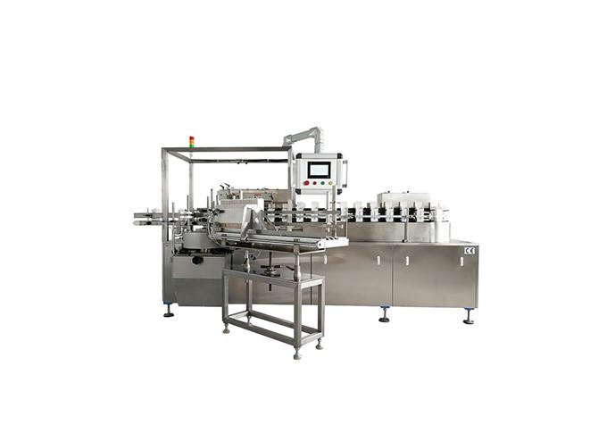 Automatic Intermittent Vertical Top Loading Cartoner Series