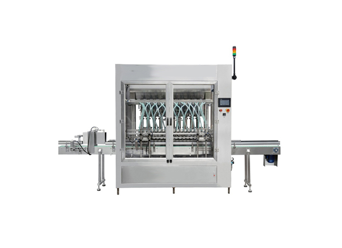 20 Heads Linear Type Piston Type Filling Machine Series