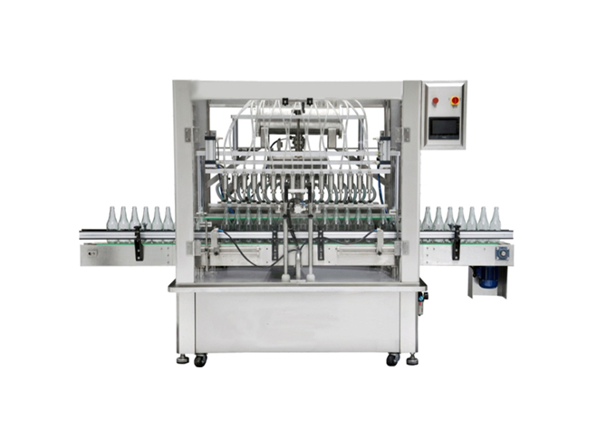 Linear Type Vacuum Filling Machine Series