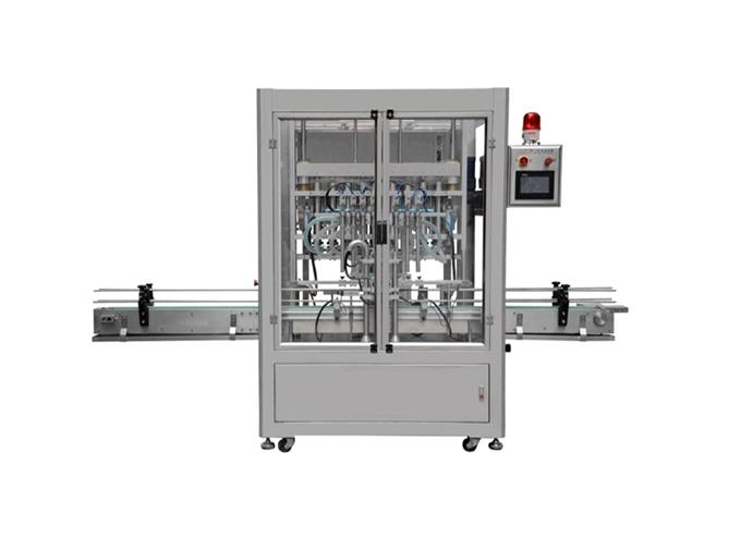 Automatic Inline Piston Filling Machine