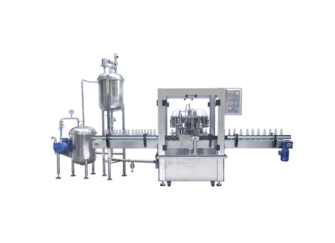 Rotary Type Vacuum Filling Machine Series