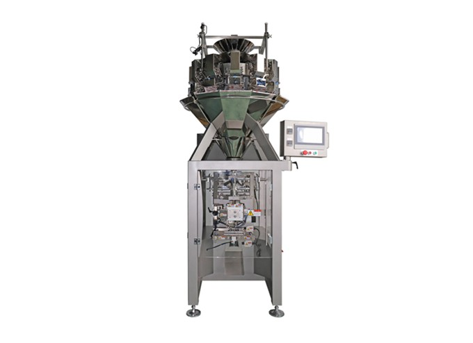 3 Servo High Speed Vertical Form Fill Seal Machine