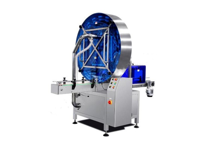 Empty Can Air Cleaning and UV-Sterilization Machine