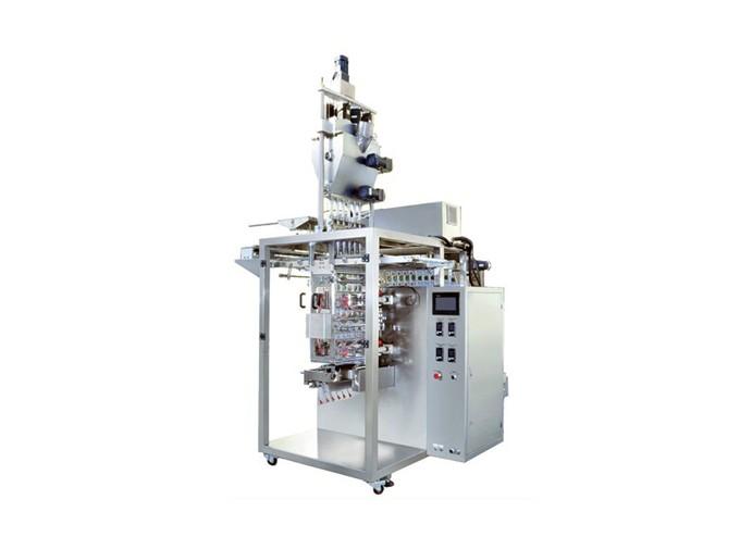 Automatic Multi-Lane Intermittent Powder Sachet Form Fill Seal Machine