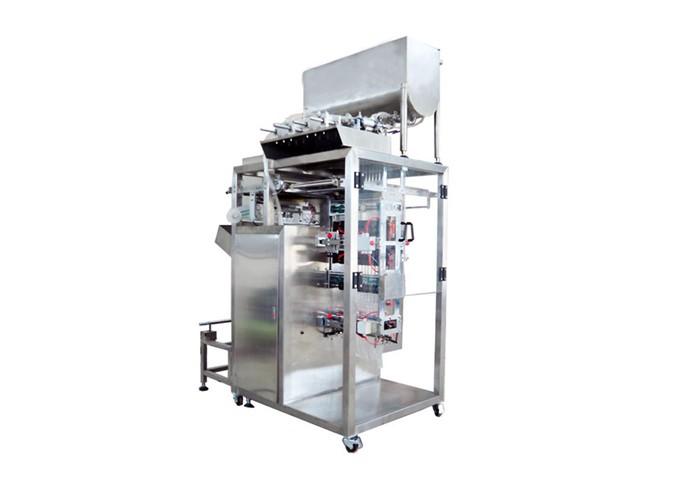 Automatic Multi-Lane Intermittent Liquid Sachet Form Fill Seal Machine