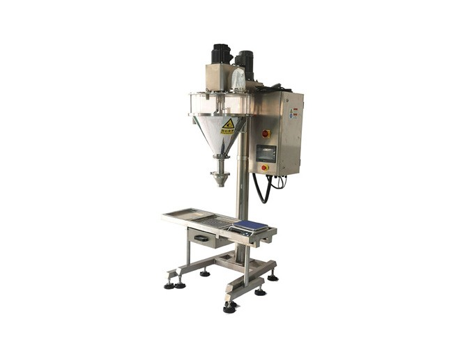Semi-automatic Auger Filling Machine