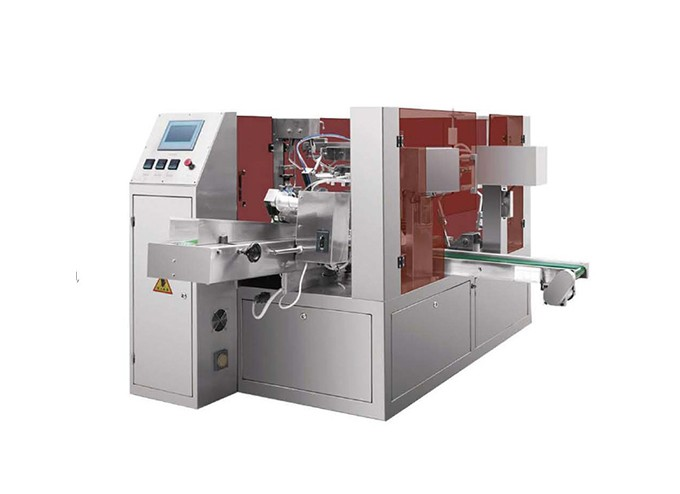 Rotary Pre-made Pouch Packing Machine