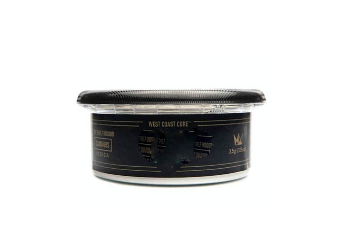 #640 Two-Piece Round Metal Food Can Series
