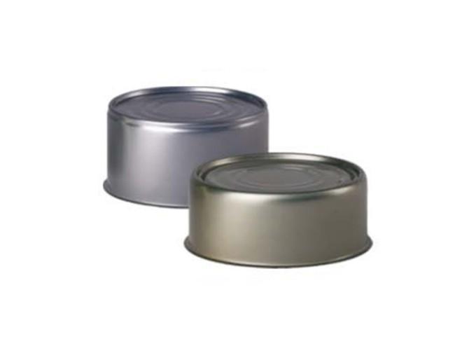#846 2-Piece Round Tinplate Food Can