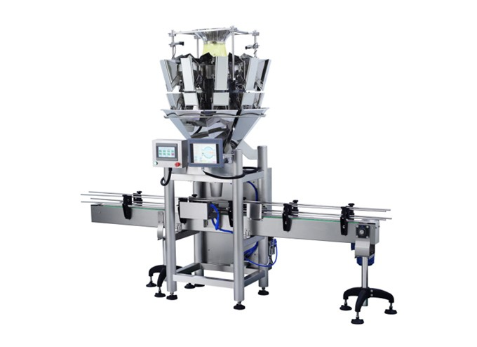 Linear Multi-Head Weigher Integrated Filling Machine Series