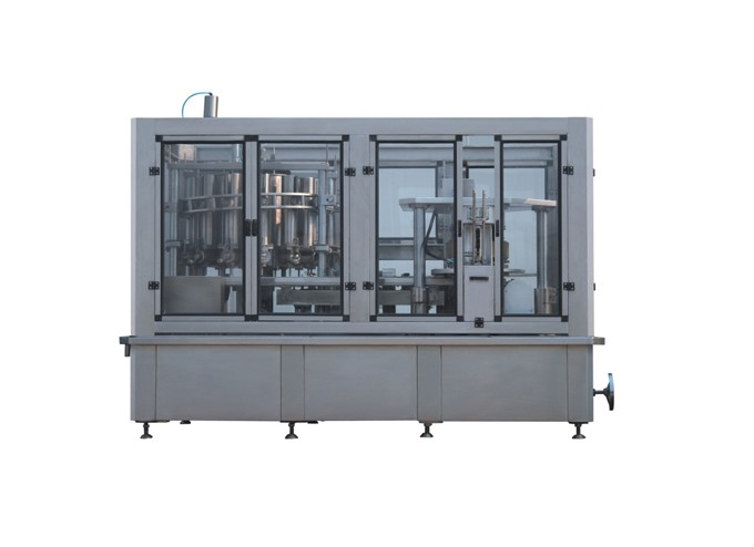 Automatic Paste Filling Seaming Integrate Machine