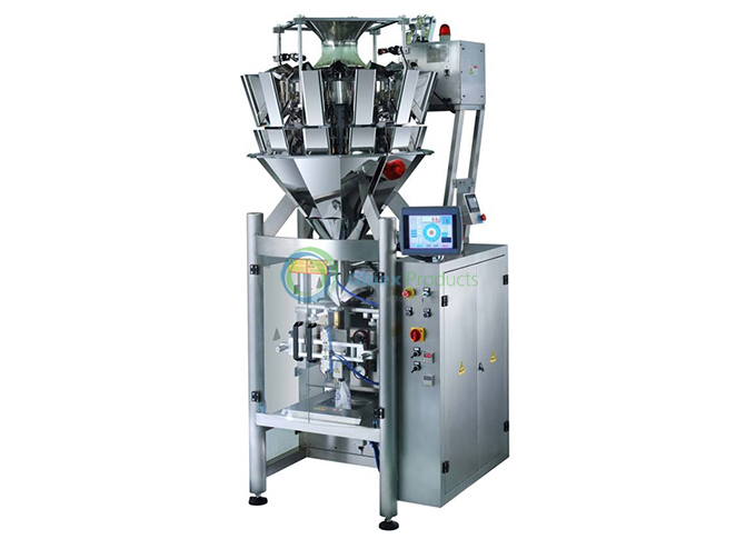 Weighing and Packaging Integrated Vertical Form Fill Seal Machine