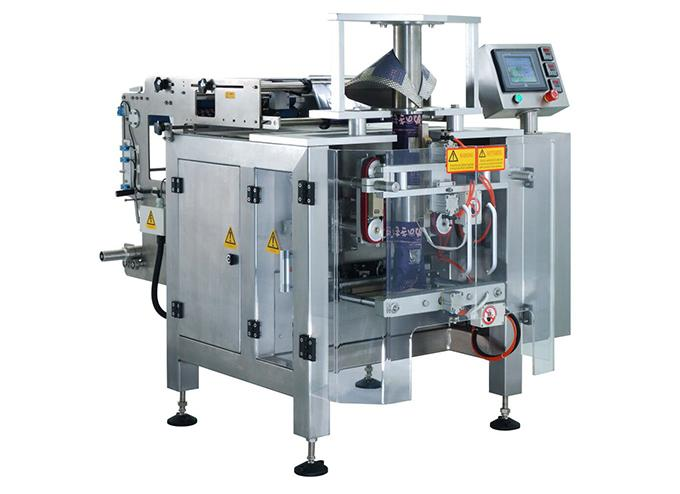 Compact Type Pouch Vertical Form Fill Seal  Machine