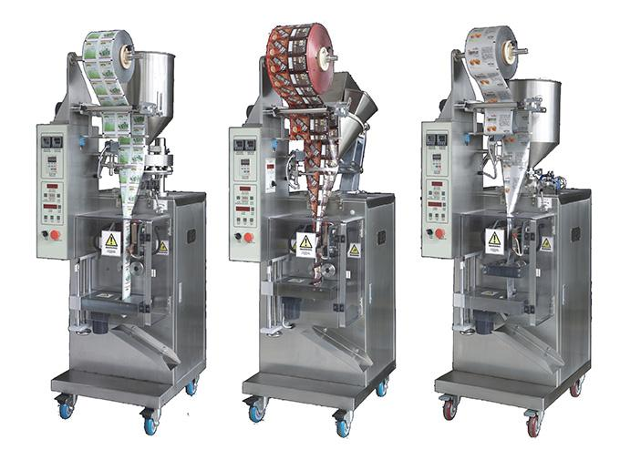 Intermittent Motion Automatic Sachet Packaging Machine Series