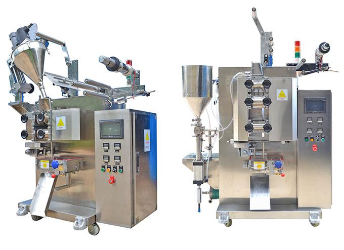 Continuous Motion Automatic Sachet Packaging Machine
