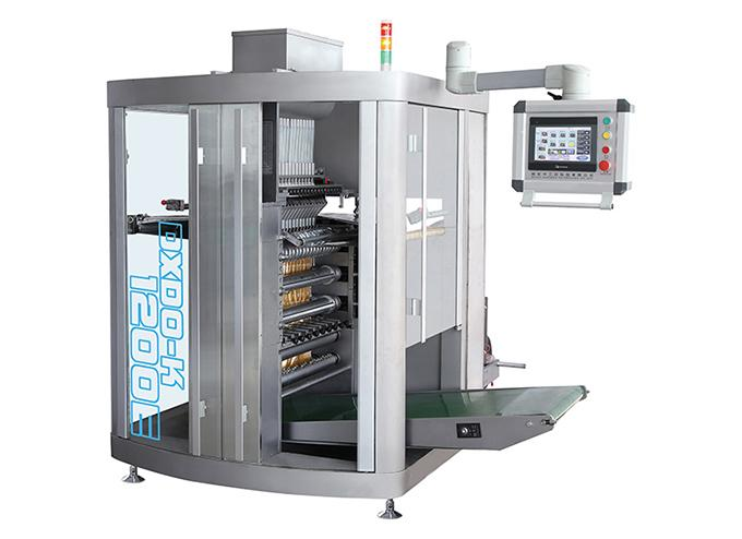 Automatic Multi-Lanes 4-Side Sealed Sachet Form Fill Seal Machine