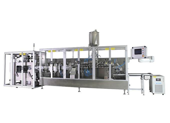 Horizontal Irregular Shaped Pouch Form Fill Seal Machine Series