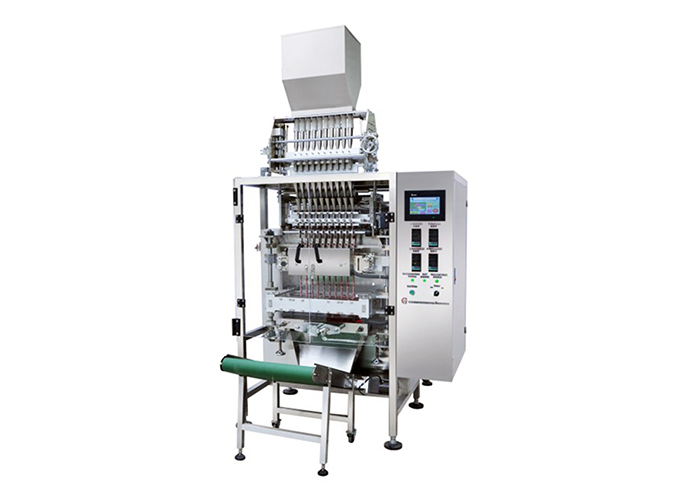 Automatic Multi-Lane Granulate Stick Form Fill Seal Machine