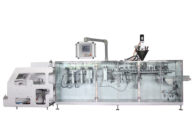 Horizontal Stand Up Pouch Form Fill Seal Machine Series
