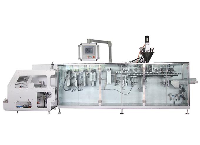 Horizontal Ziplock Pouch Form Fill Seal Machine Series