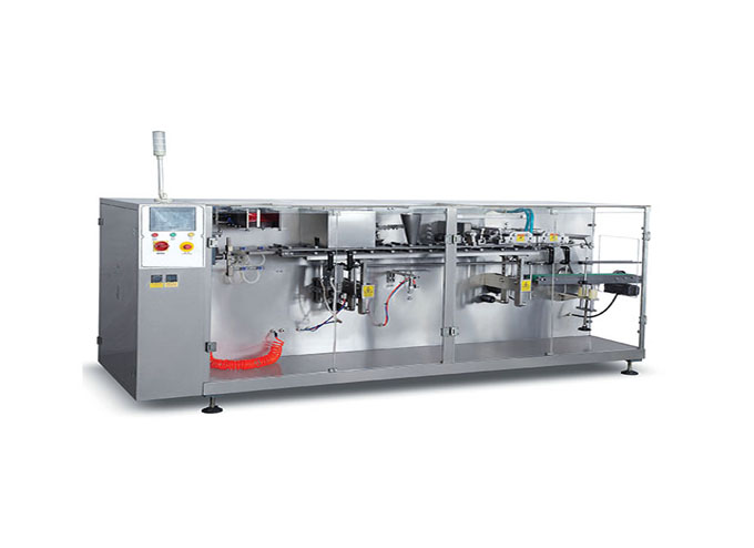 Horizontal Type Premade Pouch Packaging Machine