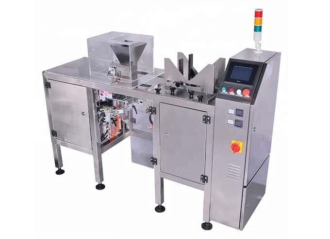 CSC484 Herb Powder Premade Doypack Packing Machine